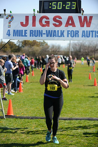 Jigsaw Race for Autism in East Islip 1402