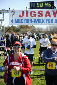 Jigsaw Race for Autism in East Islip 1415