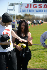 Jigsaw Race for Autism in East Islip 1435