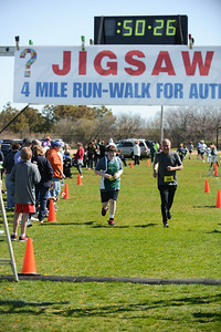Jigsaw Race for Autism in East Islip 1404