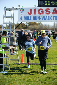 Jigsaw Race for Autism in East Islip 1420