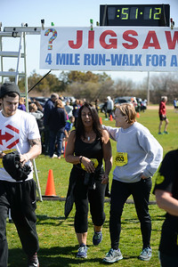 Jigsaw Race for Autism in East Islip 1430
