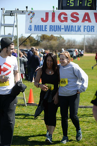 Jigsaw Race for Autism in East Islip 1431