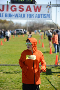 Jigsaw Race for Autism in East Islip 1579