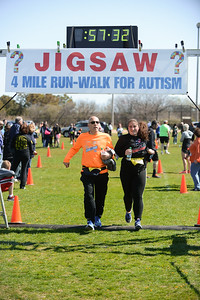 Jigsaw Race for Autism in East Islip 1596