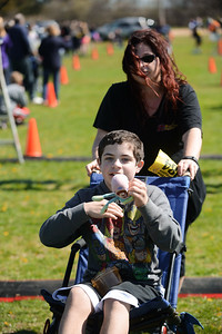 Jigsaw Race for Autism in East Islip 1591