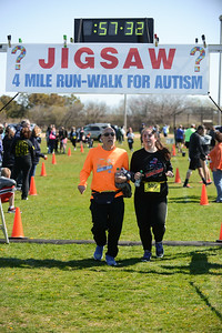 Jigsaw Race for Autism in East Islip 1597