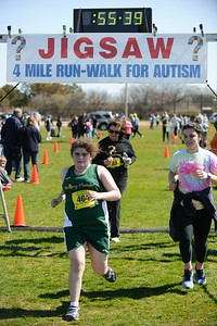 Jigsaw Race for Autism in East Islip 1555