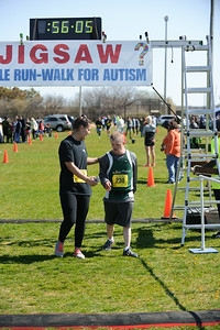 Jigsaw Race for Autism in East Islip 1565