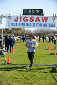 Jigsaw Race for Autism in East Islip 1552