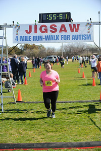 Jigsaw Race for Autism in East Islip 1562