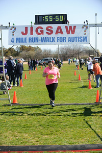 Jigsaw Race for Autism in East Islip 1561