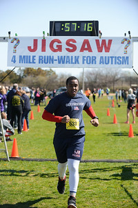 Jigsaw Race for Autism in East Islip 1595
