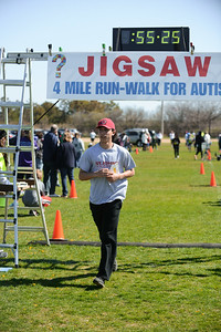 Jigsaw Race for Autism in East Islip 1553