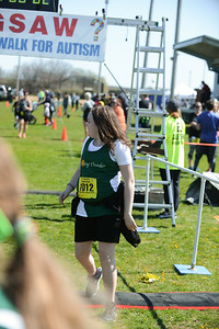 Jigsaw Race for Autism in East Islip 1654