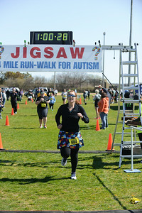 Jigsaw Race for Autism in East Islip 1661