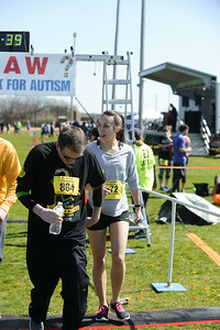 Jigsaw Race for Autism in East Islip 1670