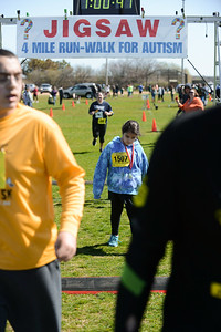 Jigsaw Race for Autism in East Islip 1672