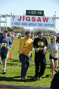 Jigsaw Race for Autism in East Islip 1668