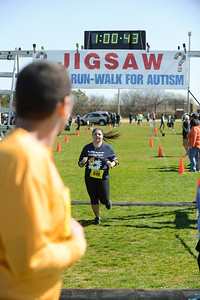 Jigsaw Race for Autism in East Islip 1675