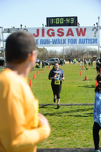 Jigsaw Race for Autism in East Islip 1674