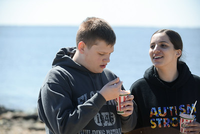 Jigsaw Race for Autism in East Islip 1691