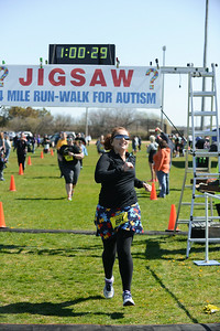 Jigsaw Race for Autism in East Islip 1662