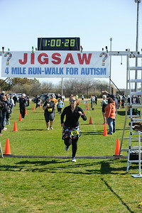 Jigsaw Race for Autism in East Islip 1660