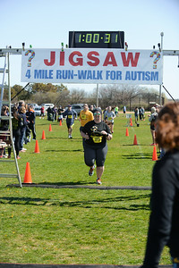 Jigsaw Race for Autism in East Islip 1663