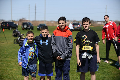 Jigsaw Race for Autism in East Islip 2072