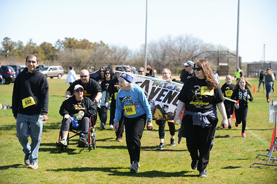 Jigsaw Race for Autism in East Islip 2081