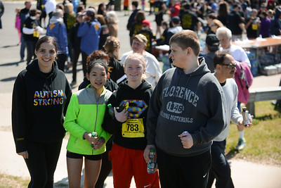 Jigsaw Race for Autism in East Islip 2106