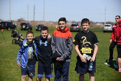 Jigsaw Race for Autism in East Islip 2070