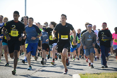 Jigsaw Race for Autism in East Islip 0167