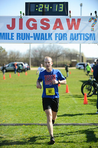Jigsaw Race for Autism in East Islip 0375