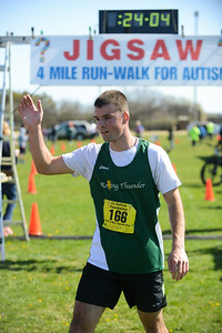 Jigsaw Race for Autism in East Islip 0371