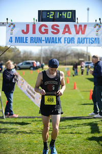 Jigsaw Race for Autism in East Islip 0340
