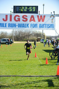 Jigsaw Race for Autism in East Islip 0348