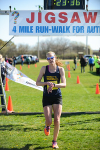 Jigsaw Race for Autism in East Islip 0360