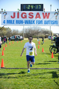 Jigsaw Race for Autism in East Islip 0378