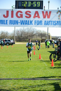 Jigsaw Race for Autism in East Islip 0365