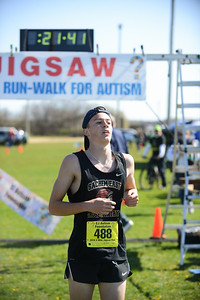 Jigsaw Race for Autism in East Islip 0342