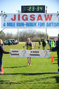 Jigsaw Race for Autism in East Islip 0357