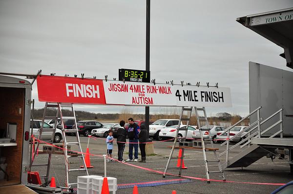 Jigsaw Race 2012