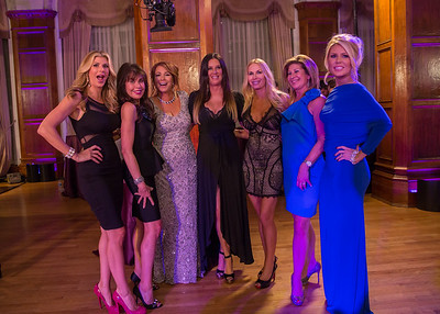 Real Housewife Jill Zarin's 50th B-Day Celebration - A David Tutera Event!