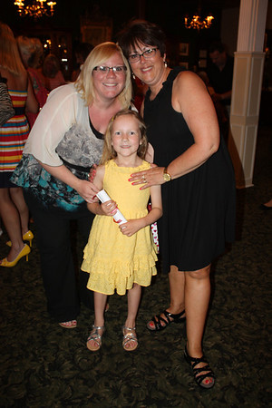 Jillian's Kindergarten Graduation