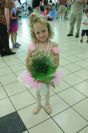 Jillian's Dance Recital