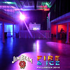 149 Jim Beam Fire and Ice Halloween by Zymage JZ
