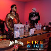 151 Jim Beam Fire and Ice Halloween by Zymage JZ