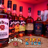 146 Jim Beam Fire and Ice Halloween by Zymage JZ